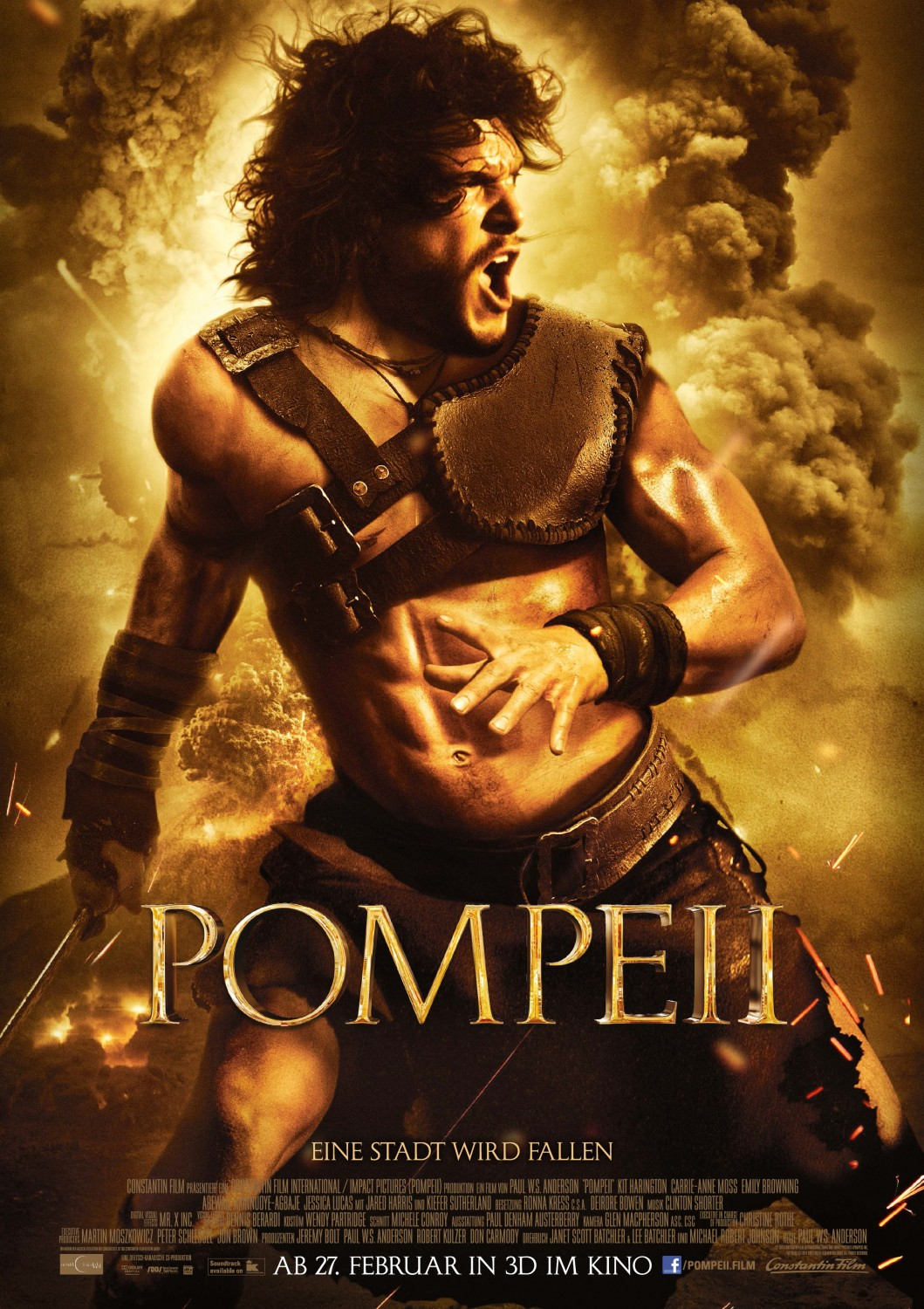 "Pompeii ""2014"" – Movies Release Dates World"